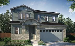Prelude at Sterling Ranch by Tri Pointe Homes in Denver Colorado