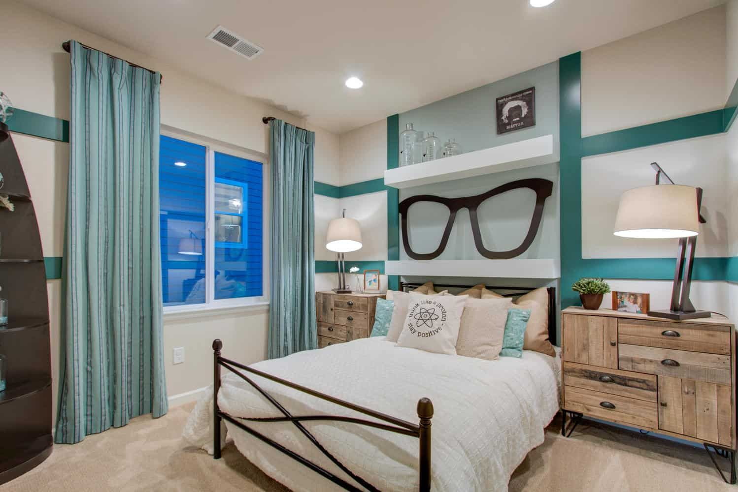 Bedroom featured in the Plan 3501 By Tri Pointe Homes in Denver, CO