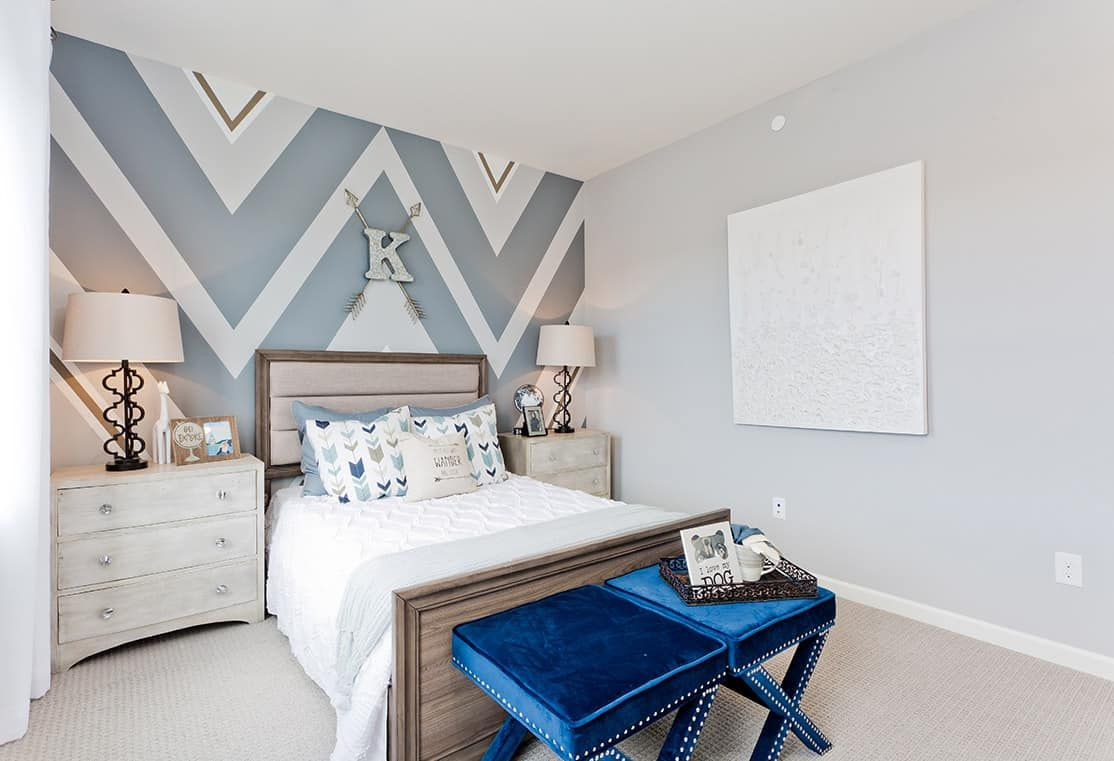 Bedroom featured in the Plan 3203 By Tri Pointe Homes in Denver, CO
