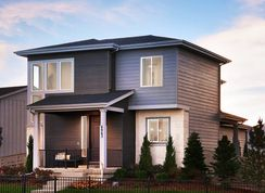 Plan 2803 - Amberly at Sterling Ranch: Littleton, Colorado - Tri Pointe Homes