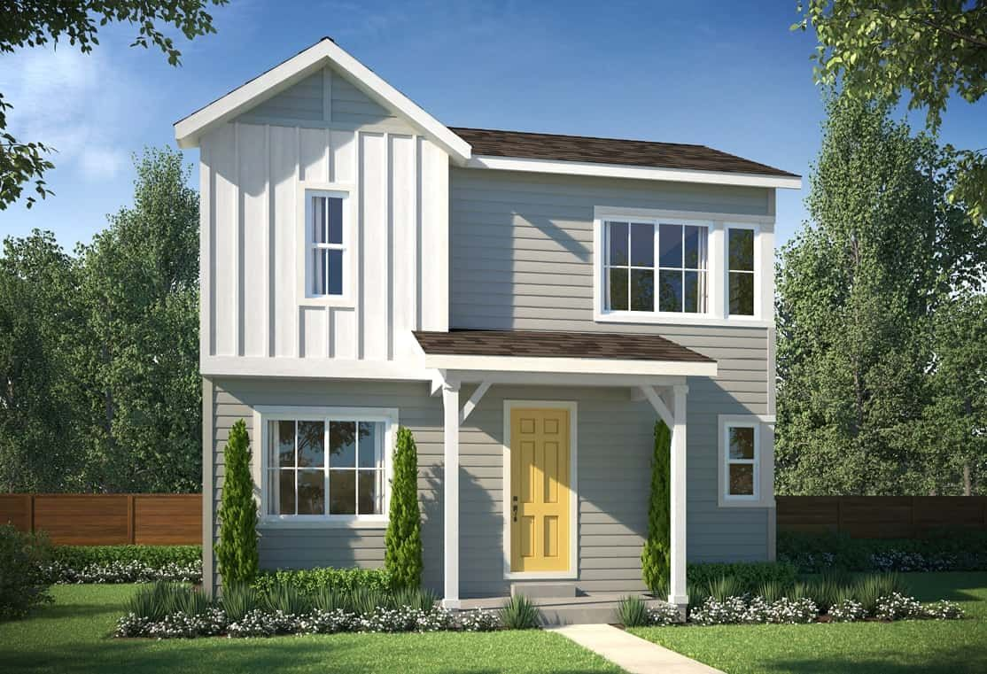 TPH-residence-2802-A:Example of Residence 2802 - Colorado Farmhouse