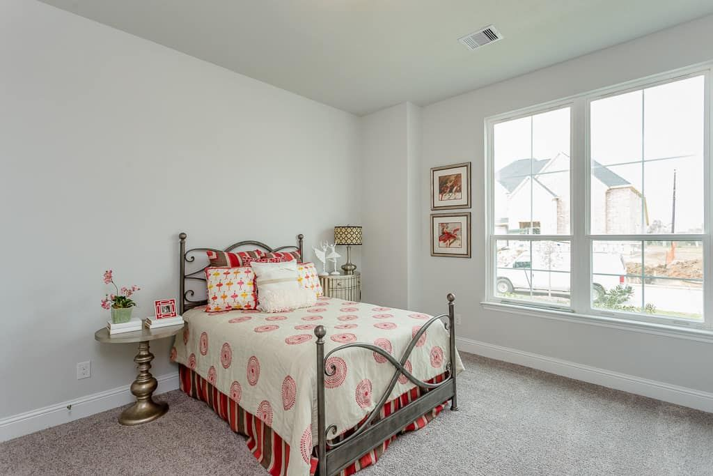 Bedroom featured in the Siena By Tri Pointe Homes in Houston, TX