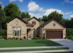 Hickory - Villas at The Reserve: Houston, Texas - Tri Pointe Homes