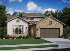 Elm - Villas at Bridgeland 50: Cypress, Texas - Tri Pointe Homes