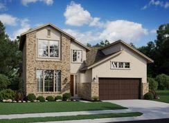 Bluewood - Villas at Bridgeland 50: Cypress, Texas - Tri Pointe Homes