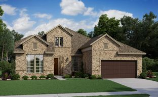 Villas at The Reserve by Tri Pointe Homes in Houston Texas