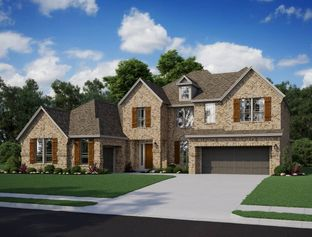 Milan - The Reserve at Clear Lake: Houston, Texas - Tri Pointe Homes