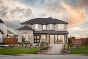 Windsor - Traditions at Hidden Arbor: Cypress, Texas - Tri Pointe Homes