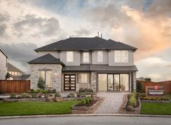 Windsor - Lakes at Creekside 65': Tomball, Texas - Tri Pointe Homes