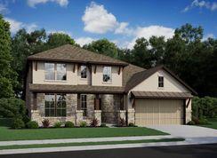 Barnhart - Lakes at Creekside 65': Tomball, Texas - Tri Pointe Homes