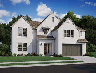 Avinger - LakeHouse 60: Katy, Texas - Tri Pointe Homes