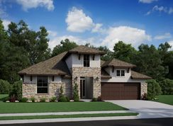 Cistern - Lakes at Creekside 65': Tomball, Texas - Tri Pointe Homes