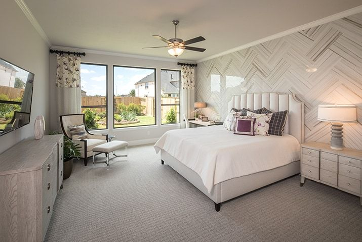 Bedroom featured in the Casoria By Tri Pointe Homes in Houston, TX