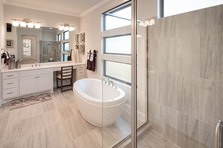 Bathroom featured in the Casoria By Tri Pointe Homes in Houston, TX