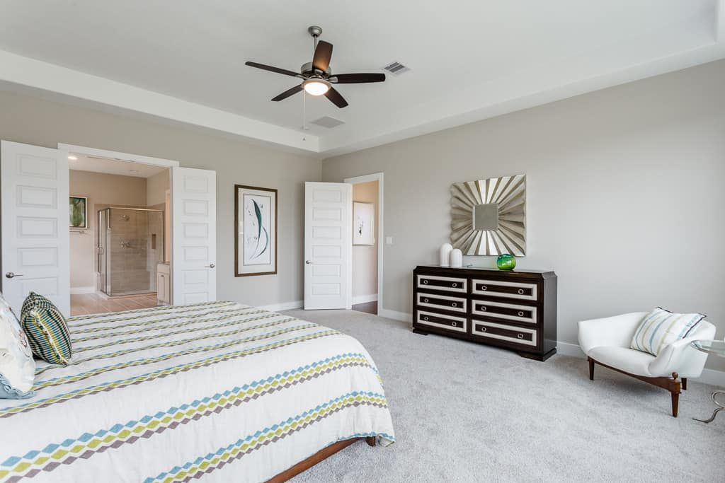Bedroom featured in the Carignan By Tri Pointe Homes in Houston, TX