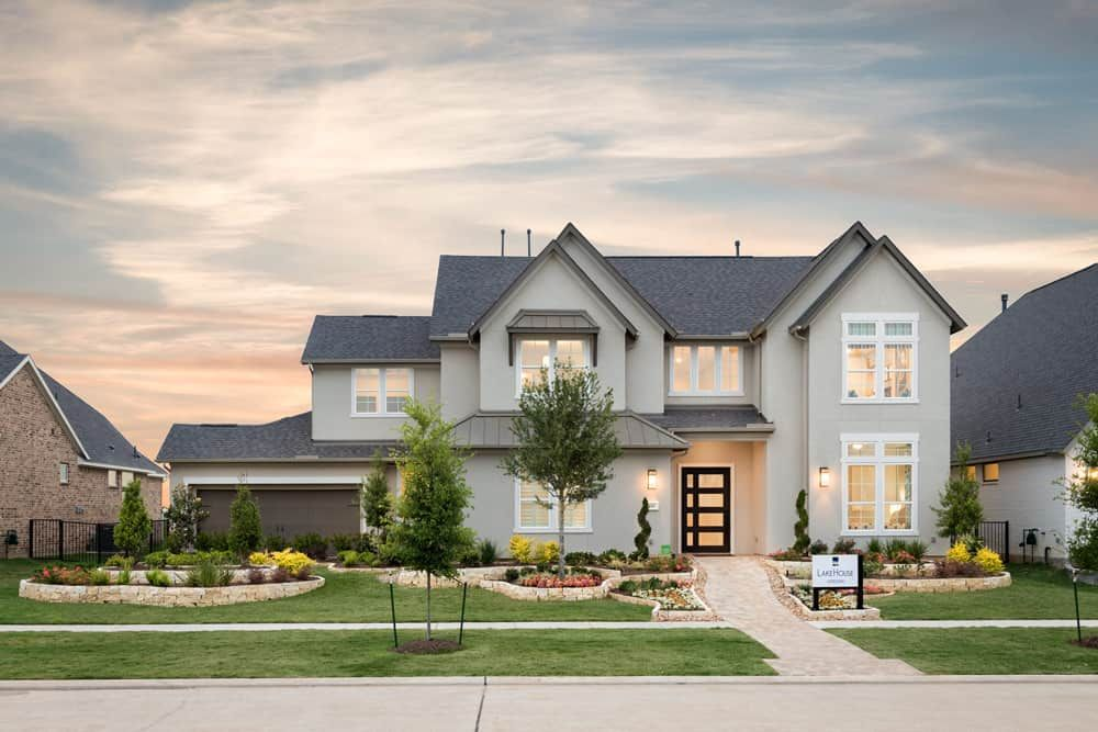 Representative Only | Verona Model Home | Elevatio:Representative Only | Verona Model Home | Elevation V