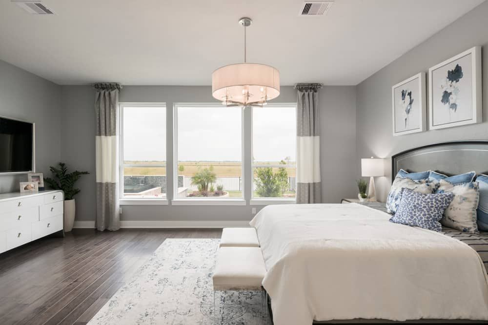 Bedroom featured in the Verona By Tri Pointe Homes in Houston, TX
