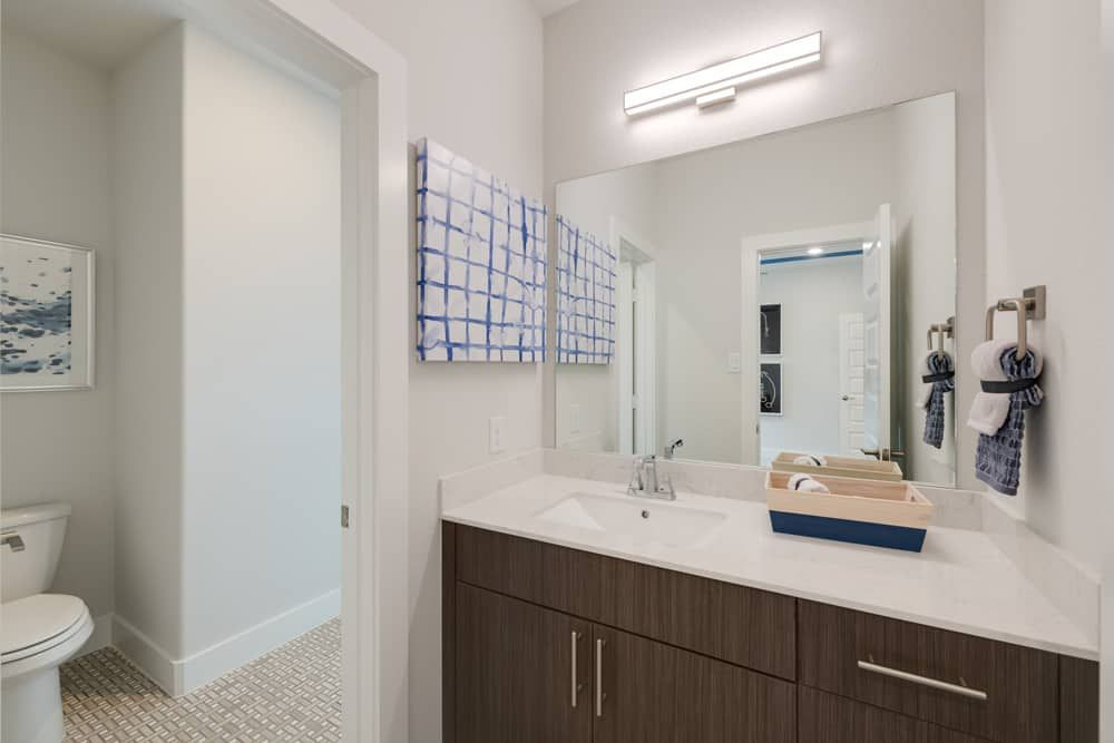 Bathroom featured in the Verona By Tri Pointe Homes in Houston, TX