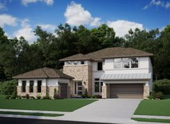 Snyder - Lakehouse 80': Katy, Texas - Tri Pointe Homes