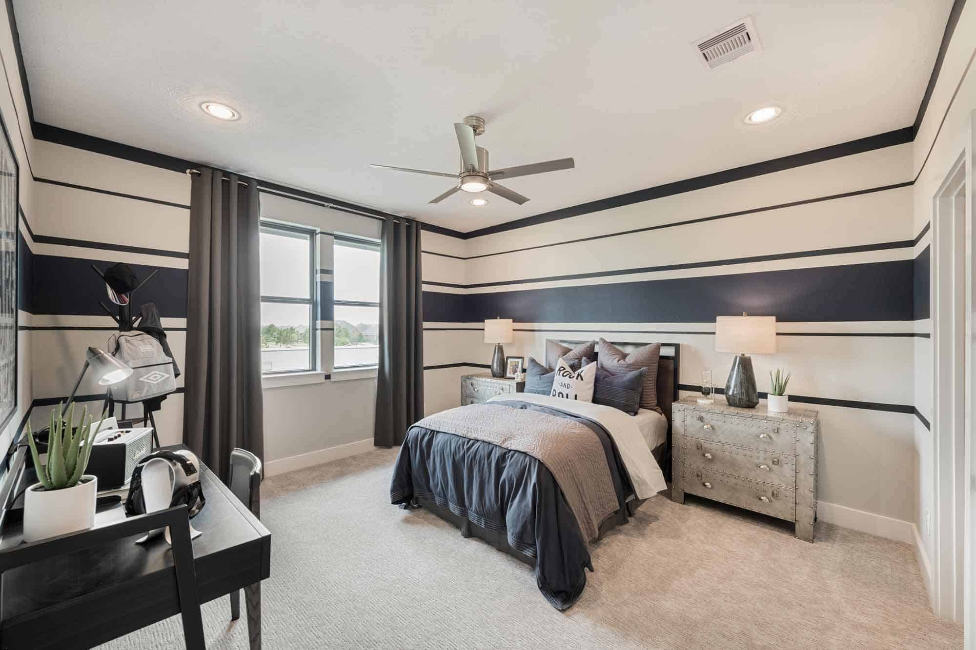 Bedroom featured in the Snyder By Tri Pointe Homes in Houston, TX