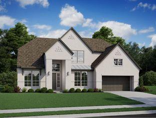 Bethel - Cross Creek Ranch 65': Fulshear, Texas - Tri Pointe Homes