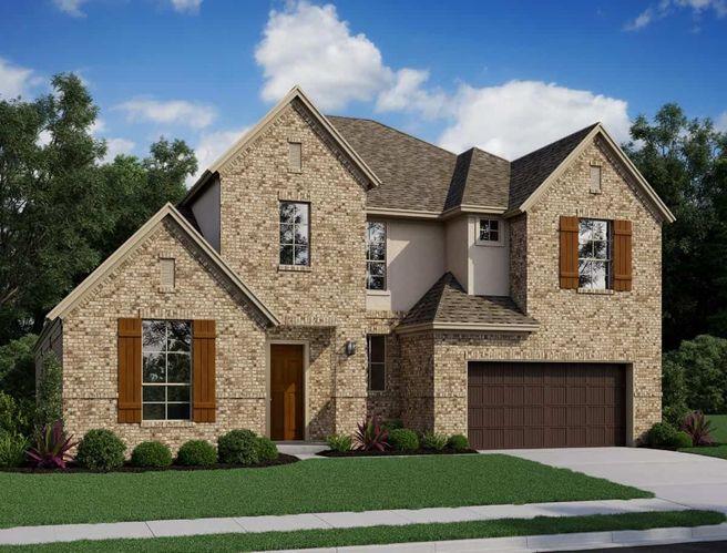 4139 Creek Shore Lane Fulshear TX 77441 (Windsor)
