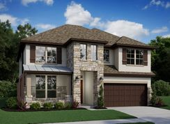 Llano - LakeHouse 60: Katy, Texas - Tri Pointe Homes
