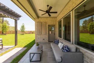 Harrier - Lakes at Creekside 50': Tomball, Texas - Tri Pointe Homes