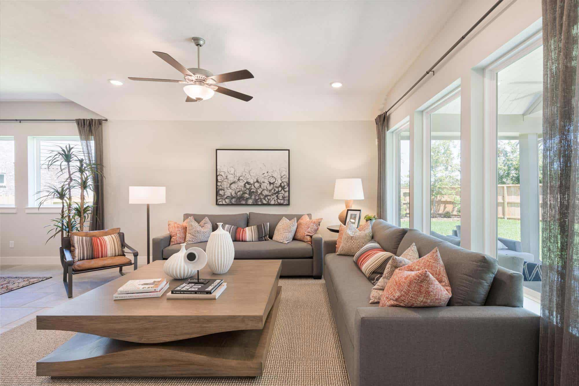 Living Area featured in the Harrier By Tri Pointe Homes in Houston, TX
