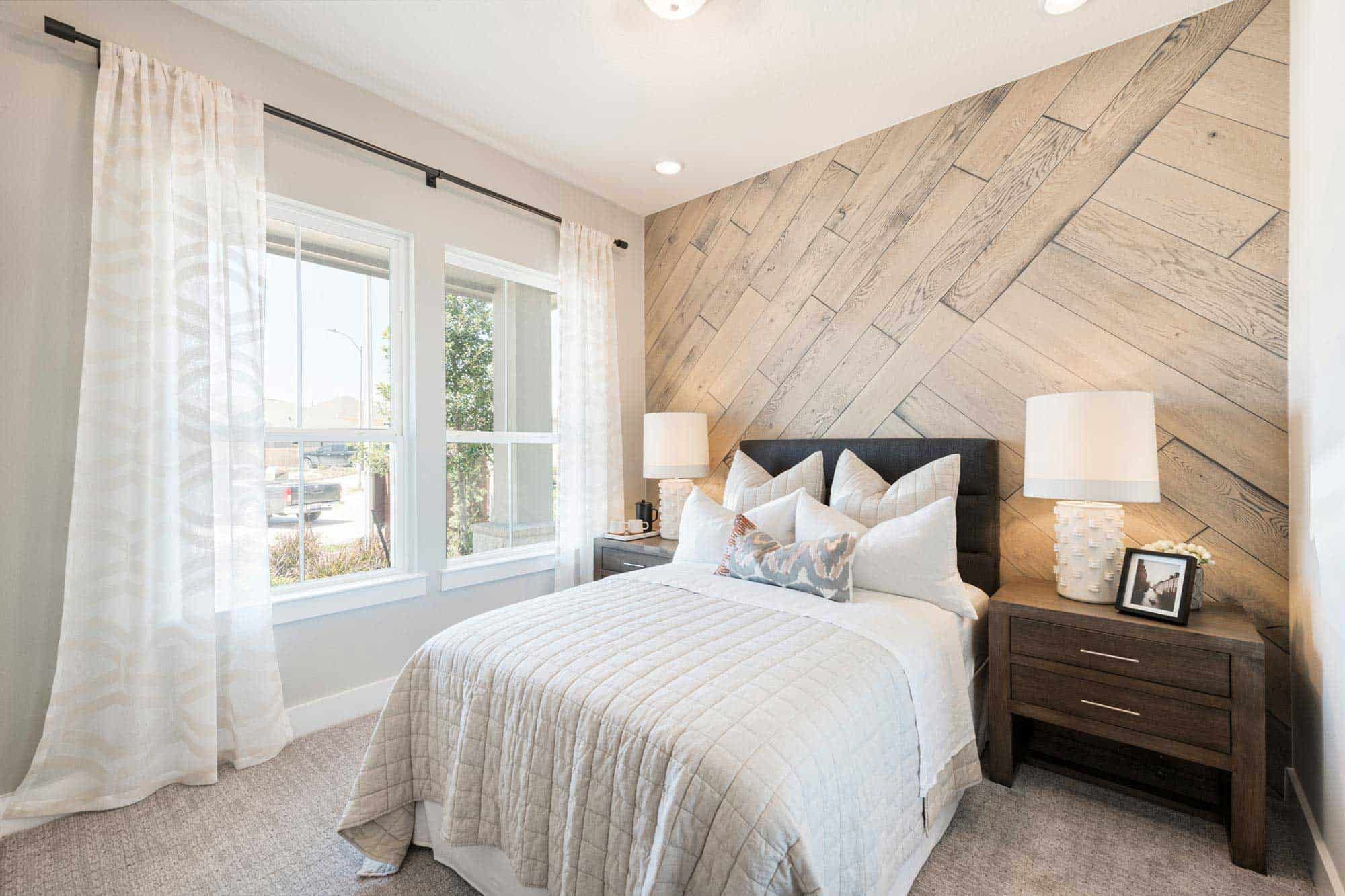 Bedroom featured in the Harrier By Tri Pointe Homes in Houston, TX