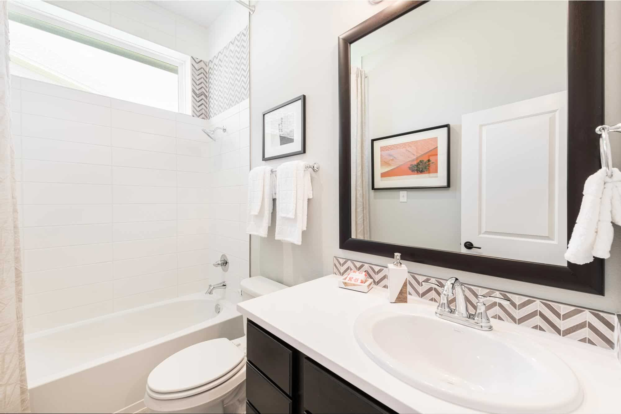 Bathroom featured in the Harrier By Tri Pointe Homes in Houston, TX