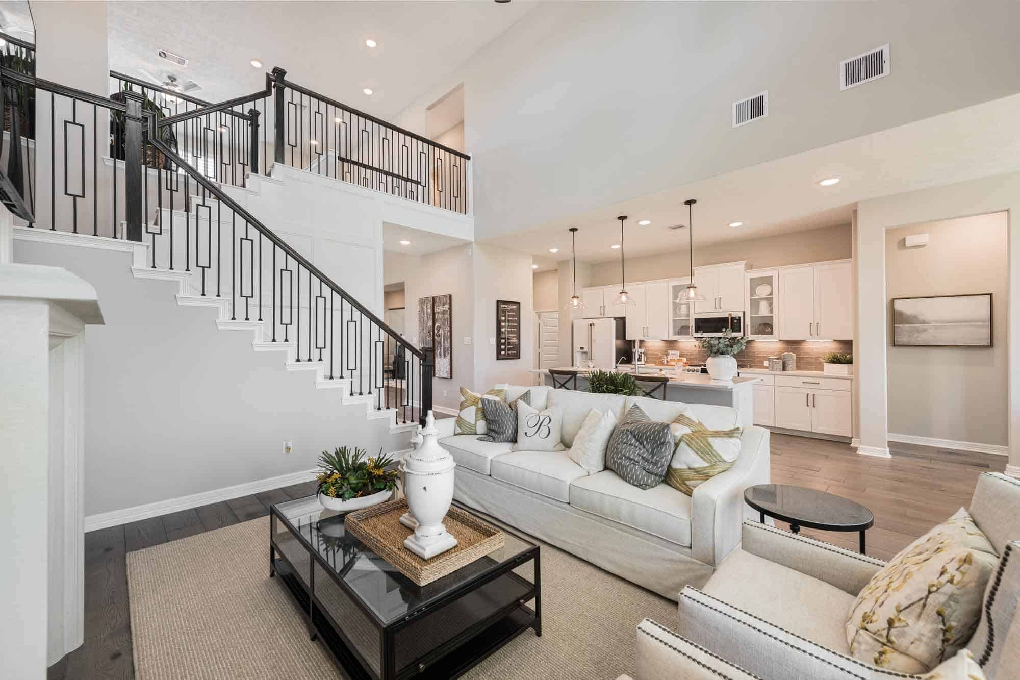 Living Area featured in the Martin By Tri Pointe Homes in Houston, TX