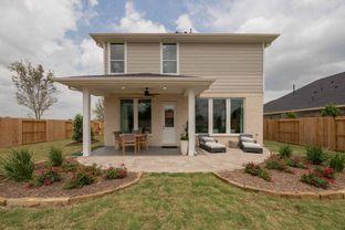 Kestral - Haven at Seven Lakes 40: Katy, Texas - Tri Pointe Homes