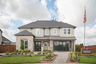 Windsor - LakeHouse 60: Katy, Texas - Tri Pointe Homes