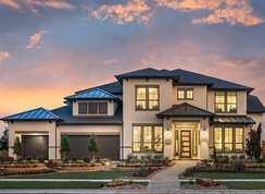 Casoria - Fulshear Run 1/2 Acre: Richmond, Texas - Tri Pointe Homes