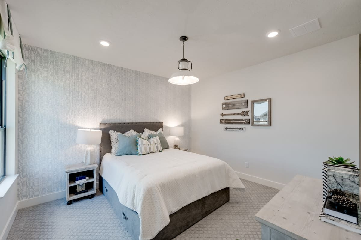 Bedroom featured in the Burton By Tri Pointe Homes in Houston, TX