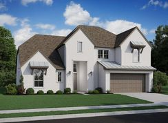 Burton - Cross Creek Ranch 65': Fulshear, Texas - Tri Pointe Homes