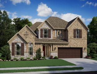 Aubrey - Cross Creek Ranch 60: Fulshear, Texas - Tri Pointe Homes