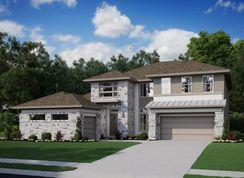 Snyder - Bridgeland 70: Cypress, Texas - Tri Pointe Homes