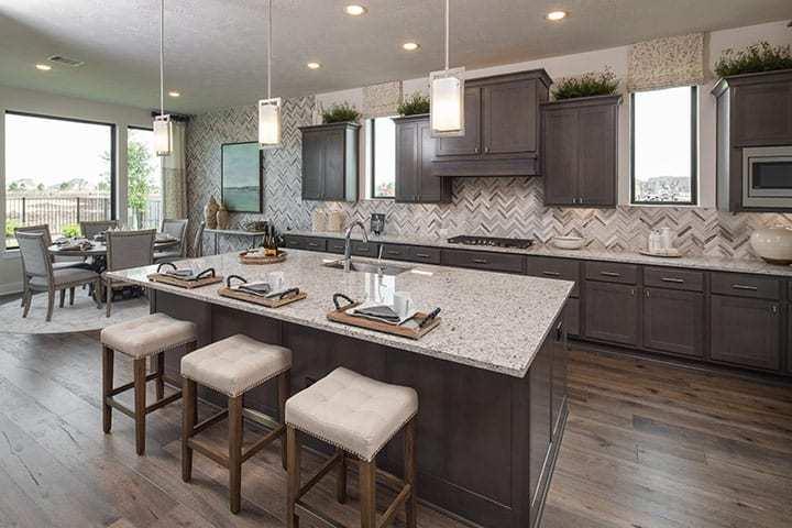 'Bridgeland 80' by Tri Pointe Homes Houston in Houston