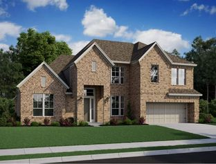 Savoy - Bridgeland 80: Cypress, Texas - Tri Pointe Homes