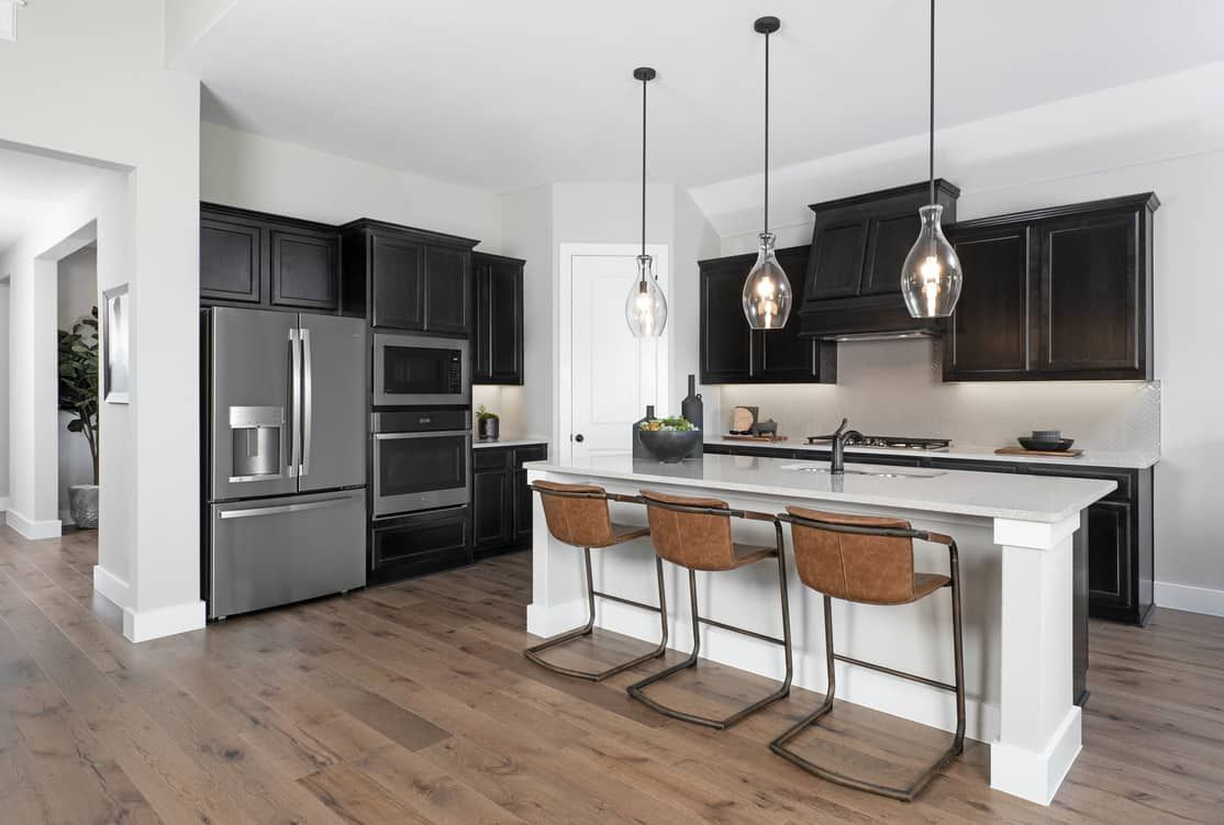 Kitchen featured in the Ethan By Tri Pointe Homes in Dallas, TX