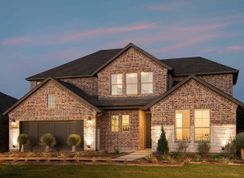 Ethan - Lakeside Estates at Paloma Creek: Little Elm, Texas - Tri Pointe Homes