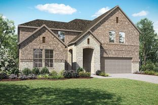 Dylan - Gateway Parks: Forney, Texas - Tri Pointe Homes