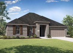 Asher - Lakeside Estates at Paloma Creek: Little Elm, Texas - Tri Pointe Homes