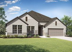 Asher - Valencia on the Lake: Little Elm, Texas - Tri Pointe Homes