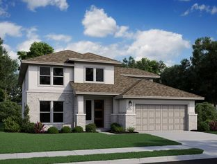 Brazos - River Collection at Meyer Ranch: New Braunfels, Texas - Tri Pointe Homes
