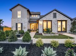 Guadalupe - River Collection at Meyer Ranch: New Braunfels, Texas - Tri Pointe Homes