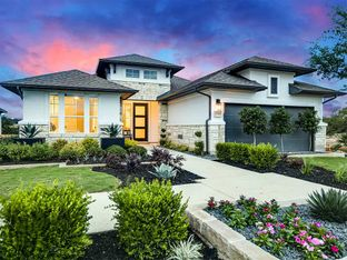 Trinity - River Collection at Meyer Ranch: New Braunfels, Texas - Tri Pointe Homes