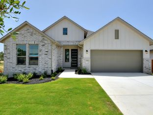 Pecos - River Collection at Meyer Ranch: New Braunfels, Texas - Tri Pointe Homes